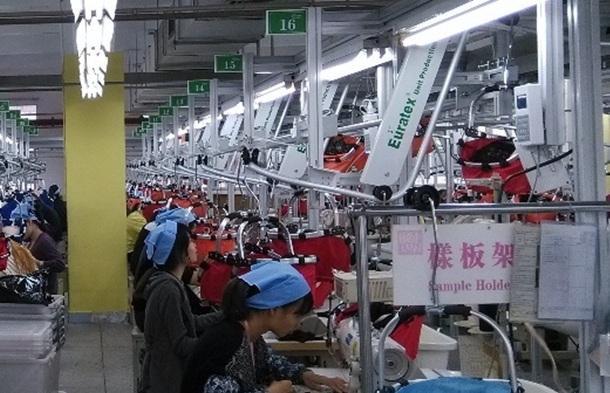 纺织行业审慎推进智能制造