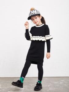 玛玛米雅童装秋装新款样品