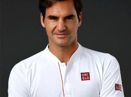 世界网球名将费德勒新任优衣库全球品牌大使