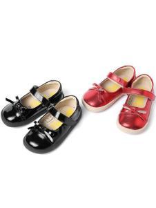 Ala Cofly黑色蝴蝶结皮鞋