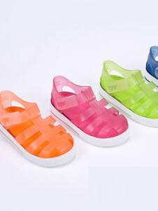 Ala Cofly糖果色镂空凉鞋