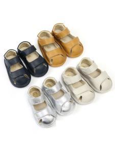 Ala Cofly银色豆豆鞋