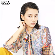 ECA优雅艺术轻奢女装品牌 高级时装 | 当ECA遇上复古童话