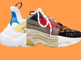 运动鞋将成为新一代消费者迈入奢侈品世界的大门