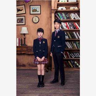 丽斯龙品牌厂家直销学生校服