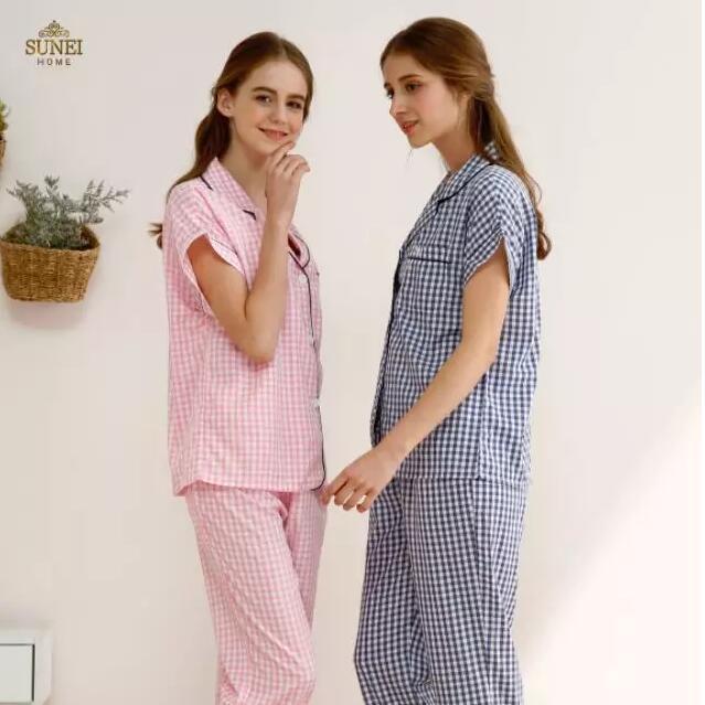苏内之家:我的睡衣,惬意舒服也要有态度!