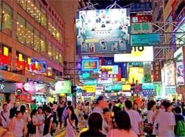 买一个LV包只差600元 香港购物天堂地位会被影响吗