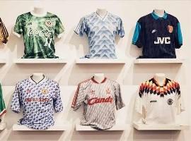 足球大赛热门 球衣为何如此昂贵?
