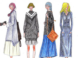 改革开放40周年 中国服装如何折射出时代风貌与时代精神?
