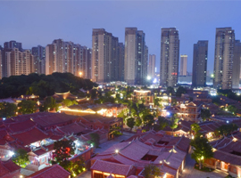 晋江之路:小城市 大梦想 晋江经验是成功实践