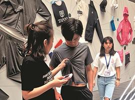 潮流文化将成时尚产业的争夺点 闽派服饰纷纷布局