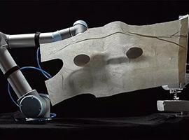 科技新产技术融入 服装生产将实现自动化