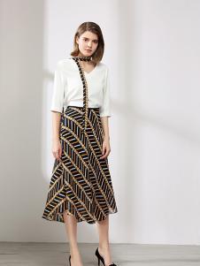 沐紫格女装时尚修身半身裙