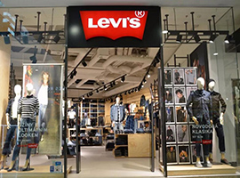 Levi's上半年利润上涨47% 今年有望重返50亿美元俱乐部