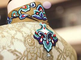 传统非遗手工艺与当代时尚文化融合 碰撞出许多惊喜