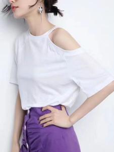 彩知丽CZHLE女装T恤