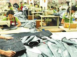 服饰业企业景气指数提升 2018年中国纺织服装行业发展现状