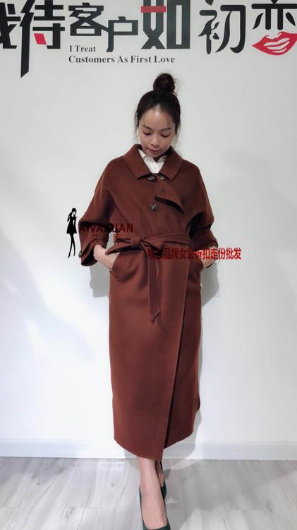 艾薇萱女装供应反季羽绒服_呢子大衣_羊剪绒批发