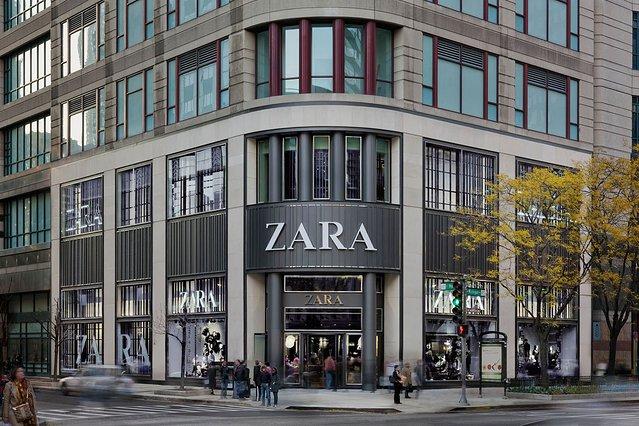 Zara首次被判抄袭成