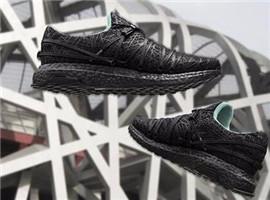 颠覆认知:黑科技加持的阿迪3D打印鸟巢鞋