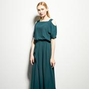 凡恩女装上新|绿色裙装的穿搭时尚
