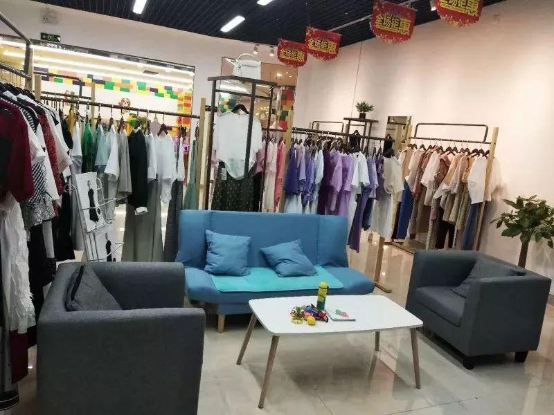 恭喜BLSS布伦圣丝品牌女装番禺店盛大开业!!