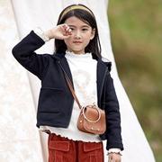 秋季红色童装怎么搭配,德蒙斯特百变穿搭法
