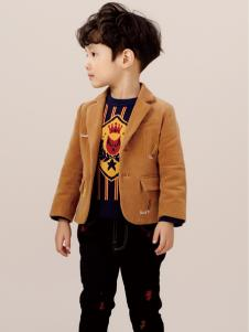 小鬼当家男童外套