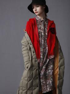子容冬装羽绒服