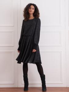 seeusoon黑色连衣裙
