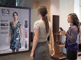 消费者对体验愈加重视 揭秘服装门店内的黑科技