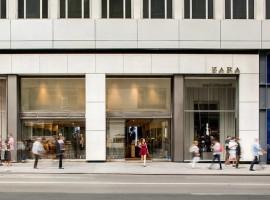 嚣张43年首次被告倒!Zara让时尚界更注重品牌