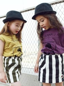 Apple Orange童装18新款女童套装