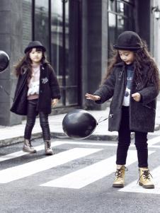 Apple Orange童装女童18外套