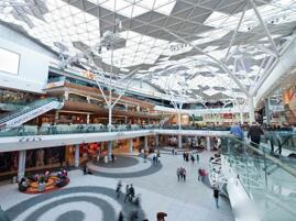购物中心多业态聚客吸金  传统百货何去何从