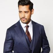 男士礼服定制 BEAUBERT博铂定制打造你独特的尊贵感