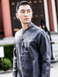 集云原創設計師中國風男裝