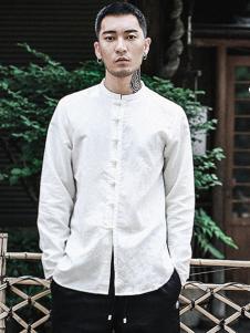 集云原创设计师中国风男装