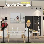 热烈祝贺Ins风潮童童装Apple Orange多店即将火爆开业 !
