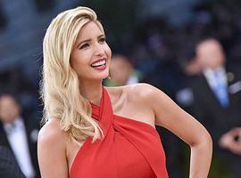 特朗普之女时尚品牌关门了,因从政屡遭抵制