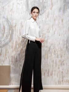 蔓露卡新款优雅气质女装