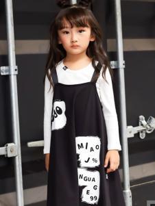 JOJO童装18女童连衣裙
