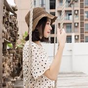 酷暑时分,带着刘刘墨裙装去度假