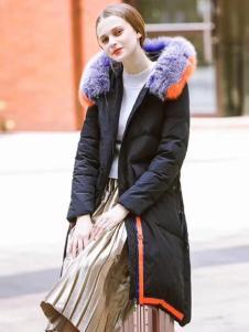 衣佰芬冬装羽绒服