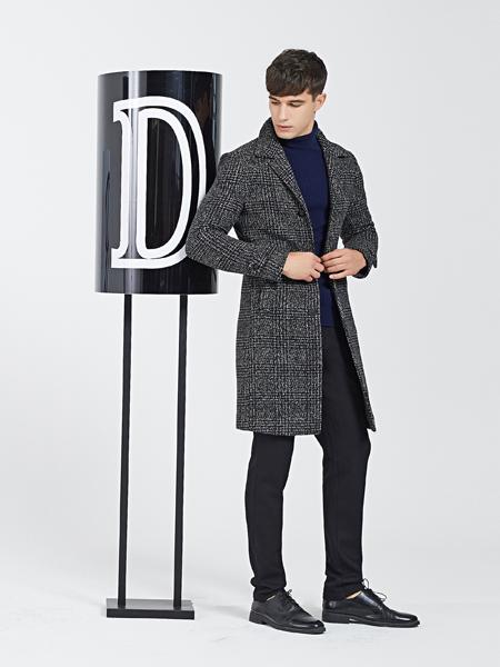 法拉狄奥男装18呢大衣