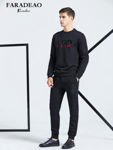 法拉狄奥男装18新款卫衣