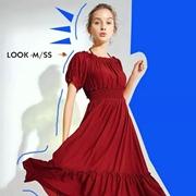 艾丽莎带来红色衣服的时髦穿搭