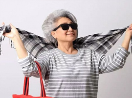 还敢小看老年消费者人群?奢侈品牌开始重视
