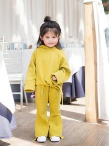 K.Body°C童装黄色时尚套装