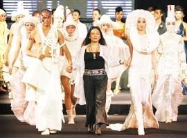 重庆妹子梁明玉:为服装赋予时代生命